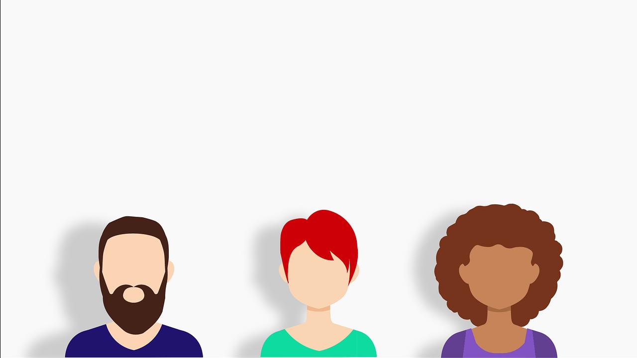 avatary osób